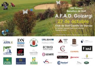 VIII Torneo Benéfico de Golf Goizargi