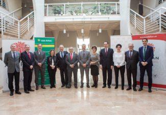 ARPA colabora en la creación de la Cátedra de Empresa Familiar de Navarra