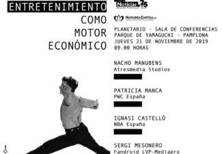 Foro «La Industria del Entretenimiento como Motor Económico»