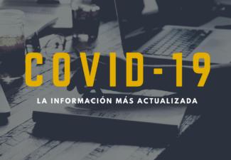Repositorio de toda la información sobre el COVID-19 actualizada.