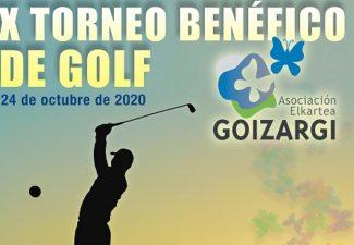 X Torneo Benéfico de Golf Goizargi
